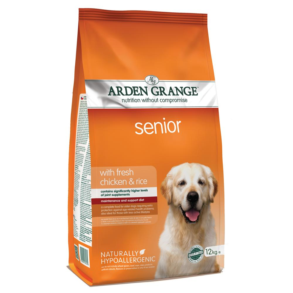 1 Arden Grange Dog Adult Senior - Arden Grange Dog Adult Senior